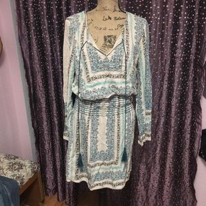 Chelsea &Violet Peasant Dress